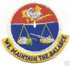 1960s-70s 668th BOMB SQUADRON patch