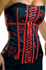 Lingerie Very Corset/Bustier Black Small 8-10 A-B