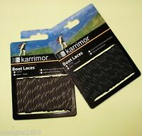 HIGH QUALITY KARRIMOR HIKING WALKING BOOTS LACES 150CM
