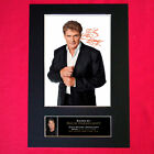 DAVID HASSELHOFF Signed Autograph Mounted Photo Repro A4 PRINT 102
