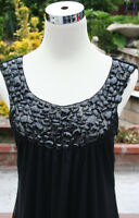 NWT WINDSOR BLACK Juniors Casual Day Party Dress M