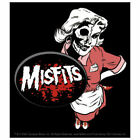 New, Licensed MISFITS - Waitress VINYL STICKER Decal