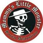 New, SOCIAL DISTORTION - Mommy's Little Monster STICKER