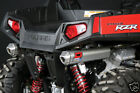 Polaris RZR 800 DMC Dual Afterburner Exhaust System