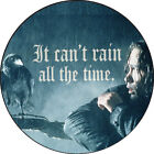 New, Licensed The CROW - It Can't Rain All The Time PIN BADGE Button