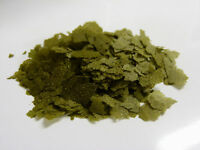 Spirulina Flake food (36%) for Tropical Aquarium fish 100g