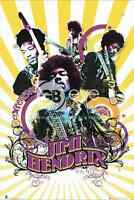 JIMI HENDRIX EXPERIENCE LARGE MAXI POSTER NEW LP1269 (G524)