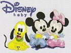 Free Shipping in Au 11ct/14ct Baby Counted Cross Stitch Kits~Disney Boby