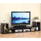 Parker Dual Unit Contemporary Style TV Stand