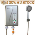 Electric Hot Water Heater Shower Panel System - INSTANT HOT SHOWER D005