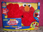 Elmo's Tickle Hands by Fisher Price with DVD Celebrating 40 Years! 2009