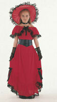 Scarlet O Hara victorian western fancy dress costume book week curriculum outfit