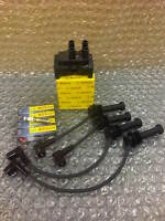 FORD FIESTA MK6 & FUSION 1.25 1.4 1.6 BOSCH IGNITION COIL,PLUGS & LEADS 05 on