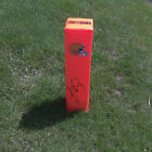 Cleveland Browns BRANDON WEEDEN Signed Autographed Football Pylon COA! PROOF