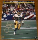 John Jefferson Signed Auto Chargers 16x20 Photo PSA/DNA