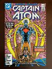 Captain Atom lot of 51 issues from the 1980's/1990's series