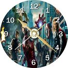 The Avengers Novelty Cd Clock Can be personalised