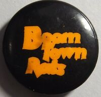 """THE BOOMTOWN RATS Vintage 70`s/80`s Button Badge Pin(25mm-1"""")  #BR102"""