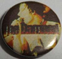 "THE DAMNED Dave Vanian Vintage 1980`s  Button Badge Pin(25mm-1"")  #DAM105"