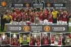 MANCHESTER UNITED MAN UTD MUFC PREMIER LEAGUE CHAMPIONS POSTER NEW SP0432 Y/X38