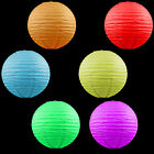 "12x 8""/20cm MIX COLOR paper lantern wedding party home Party Chinese Decoration"
