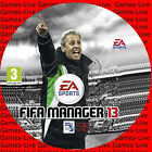 FIFA FUSSBALL MANAGER 13 2013 PC EA DOWNLOAD ORIGIN KEY Deutsch Original