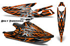 YAMAHA WAVEBLASTER JET SKI GRAPHICS KIT 93-96 CREATORX JETSKI DECALS BTO