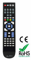 Remote For Acoustic Solutions LCDWDVD19FB LCD TV