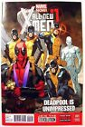 ALL NEW X-MEN # 1 * DEADPOOL IS UNIMPRESSED * VARIANT Cover MARVEL NOW Comic NM