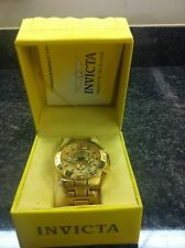 INVICTA Men's Watch Japan Chronograph all Stainless Steel 100M- Water resistaant