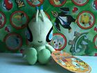 Pokemon Plush Celebi 2001 Banpresto Big Japanese UFO doll figure New pikachu