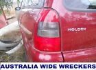HOLDEN VECTRA STATION WAGON L/H TAIL LIGHT JR JS WRECKING WHOLE CAR