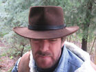 CLINT EASTWOOD SPAGHETTI WESTERN THE GOOD BAD AND UGLY STETSON BEAVER COWBOY HAT