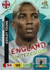 EURO 2012 Adrenalyn XL Panini LIMITED CARD Ashley Young