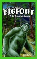Bigfoot: A North American Legend (Jr. Graphic Mysteries)