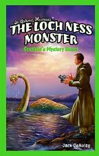 The Loch Ness Monster: Scotland's Mystery Beast (JR. Graphic Mysteries)