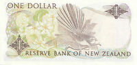 New Zealand One Dollar note