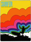 "Surfer Mag Cover, ART PRINT, Retro Surfing, 16""x11"", VINTAGE SURF SPORTS"