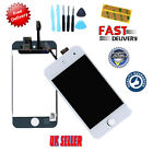 FOR iPod Touch 4th Gen Digitizer Touch Screen and LCD - WHITE