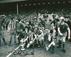 Ian Callaghan & Tommy Smith LIVERPOOL Genuine HAND SIGNED 10X8 Photo + COA Proof