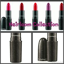 MAC Limited Edition Heirloom Mix Holiday Collection Lipstick choose your shade