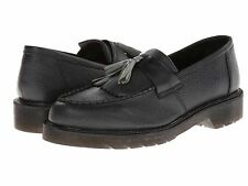 Dr. Martens Men's Leroy Tassel Loafer Slip On Black All Sizes ! Retail $180