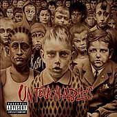 Untouchables [PA] by Korn (CD, Jun-2002, Epic (USA)) NEW & SEALED