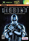 Chronicles of Riddick: Escape From Butcher Bay (Xbox, 2004) Disc Resurfaced