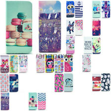 Fashion Wallet Stand Flip PU Leather TPU Cover Case For Apple iPhone 6 Plus 5 4S