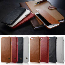 Luxury Leather Magnetic Flip Cover Wallet Case For iPhone 6 4.7inch Elegant