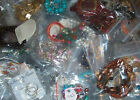 Mixed Jewelry lot necklaces,bracelets,earrings & rings 2 pounds included NEW