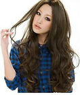3 Colors Hot Selling Womens Girls Sexy Long Fashion wavy curly Hair Wig Hotter
