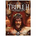 WWE - Triple H: The King of Kings (DVD, 2008, 2-Disc Set)