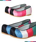 Girl Hanbok Shoes Korean traditional Flower Baby Rainbow striped toddler 4types